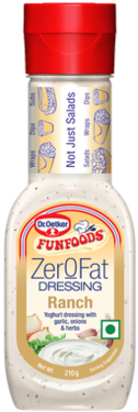 Zer0Fat Dressing Ranch