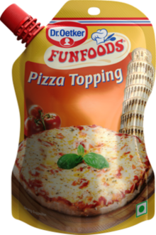 Italian Pizza Topping 100g