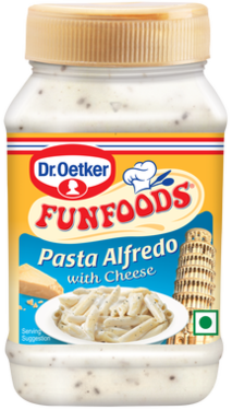 Pasta Alfredo with Cheese