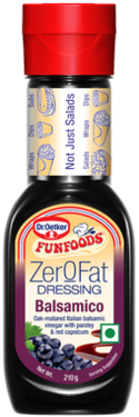 Zer0Fat Dressing Balsamico
