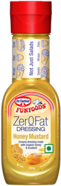 Zer0Fat Dressing Honey Mustard