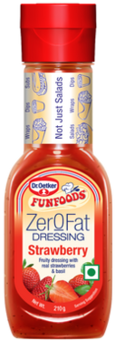 Zer0Fat Dressing Strawberry