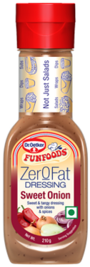 Zer0Fat Dressing Sweet Onion