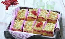 Strawberry and Cream Pastry
