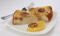 Pineapple Nut Cake