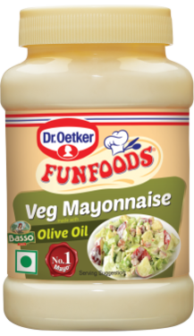 Veg Mayonnaise Olive Oil 250g