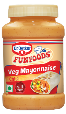 Veg Mayonnaise Chilli 250g