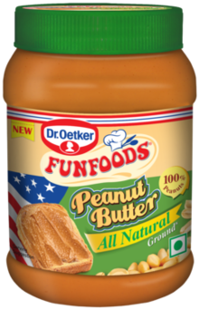 Peanut Butter All Natural Ground 925g