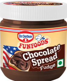 Chocolate Spread Fudge