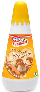 Dessert Topping Butterscotch
