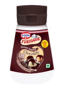 Dessert Topping Chocolate(125 g)