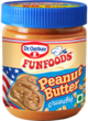 Peanut Butter 400g__Crunchy Front   Big View