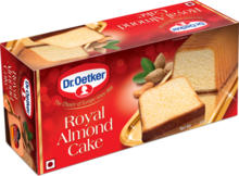 Royal Almond Cake