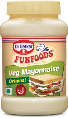 Veg Mayonnaise Original